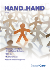 Hand in Hand - SecuriCare's Customer & Corporate Magazine
